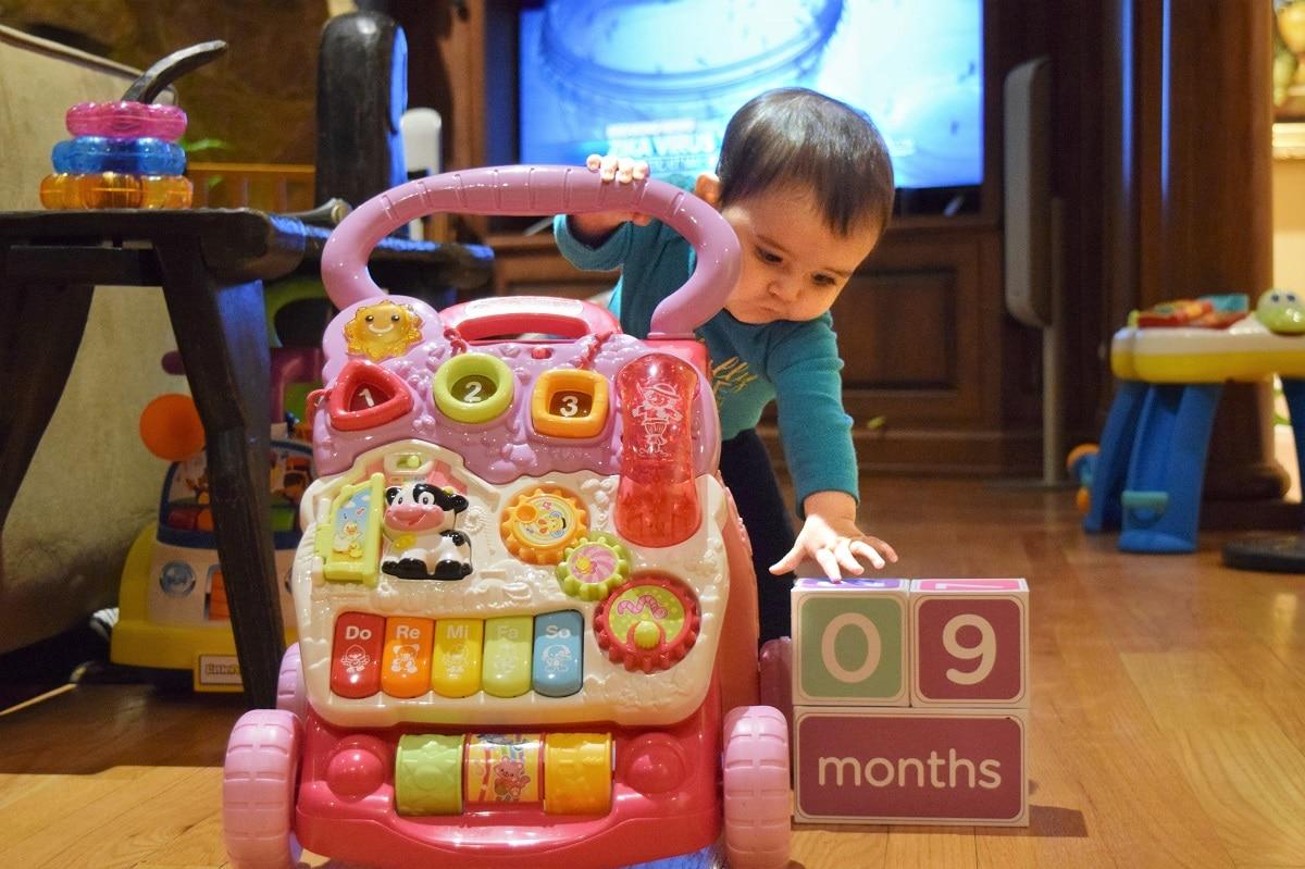 Le chariot de marche est-il indispensable dans le développement de l'enfant ?